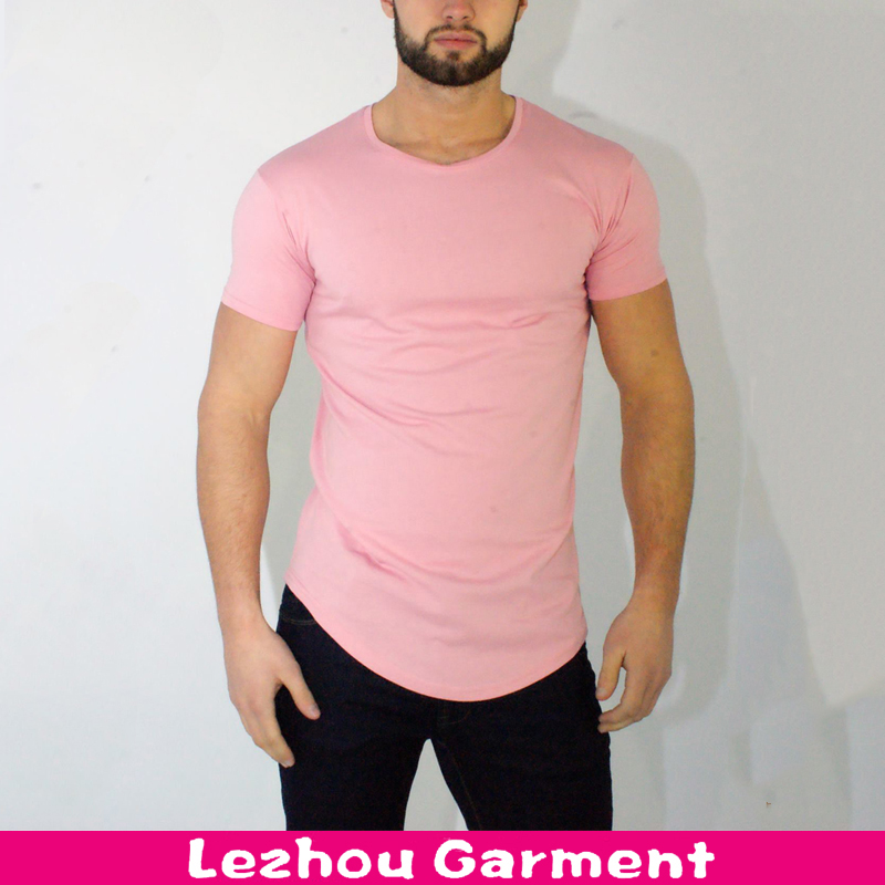 Scoop bottom fitted t shirt for man buy scoop bottom t for What is a fitted t shirt