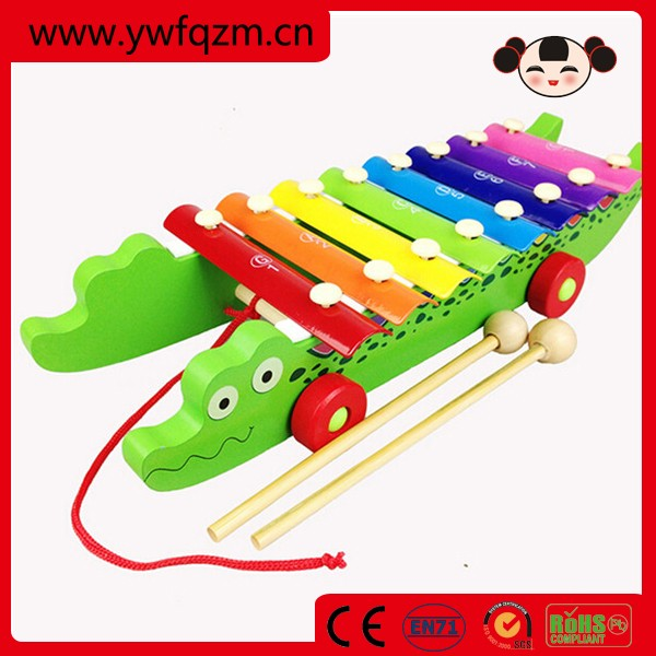 wooden xylophone keys percussion musical instrument