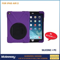 Shockproof for leather case for ipad wholesale price