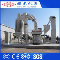 Cab-O-sil processing machine for Portland cement industry