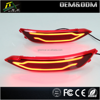15'-17 rear bumper light / bumper lamp for Hyundai Tucson Auto Car Accessories From winauto