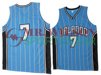 High Quality Fully Customizable Professional Basketball Jersey