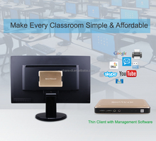 management software supported vesa thin client X6 with online video and USB redirection