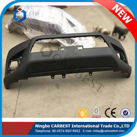 High Quality Plastic PP Front Bumper Thailand Type for Toyota Hilux Revo 2015