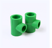 hot products plastic tubes all types of ppr pipe fittings tee