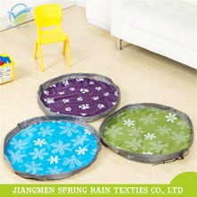 Kids baby play mat portable toy play storage organizer