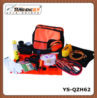 Bright Color Tool Bag for Car Emergency kit