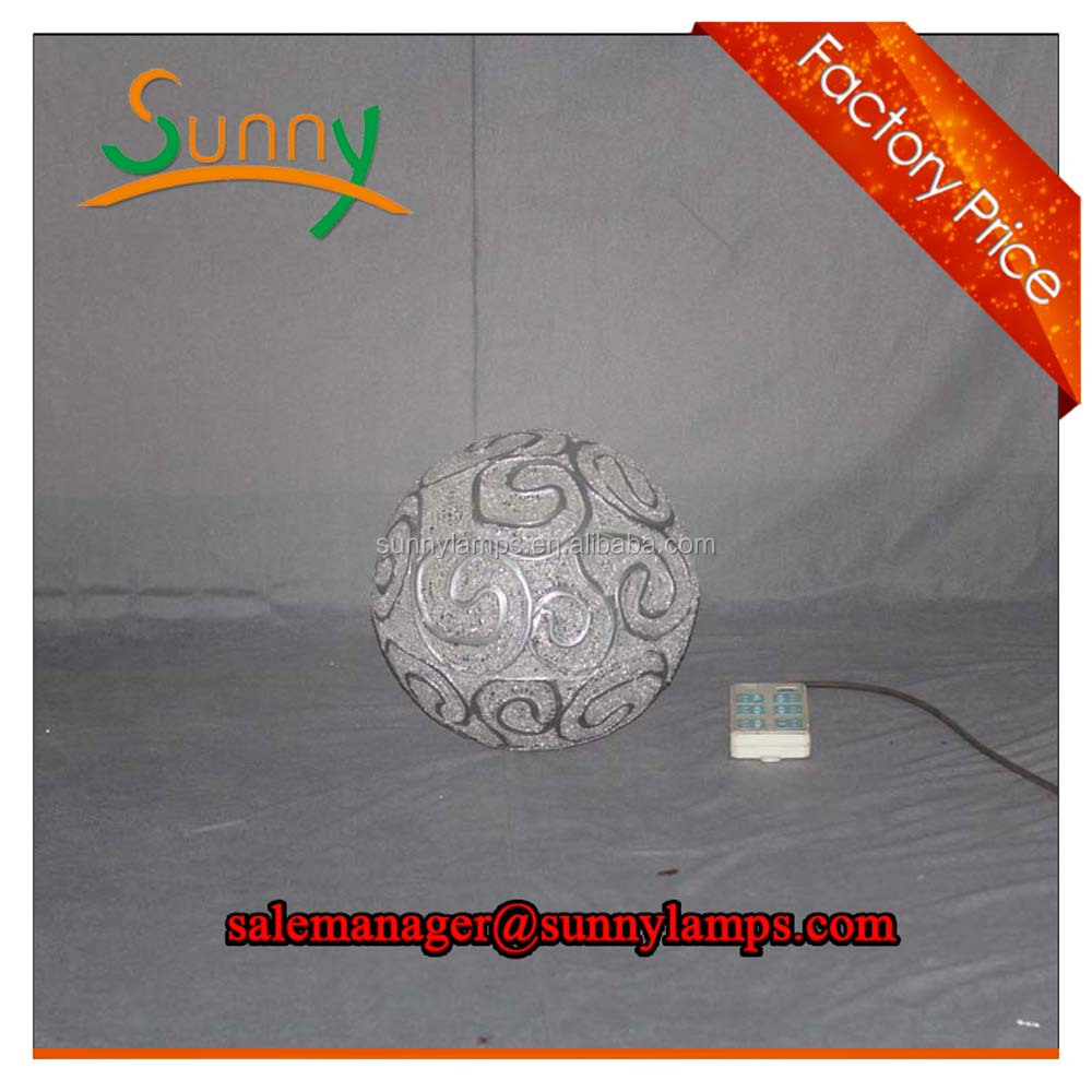 3D LED ball motif lights with snowflakes or stars and garlands IP44, palm tree led strip light
