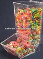 Acrylic Candy Dispenser/ Acrylic Candy Display Box/ Acrylic Candy Storage