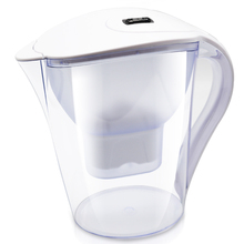 3.8L BPA Free Water Pitcher With 1pcs Activated Carbon Water Filter | Water Filter Jug