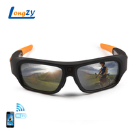 Factory supply! high performance sunglasses video cam for cycling