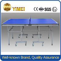 Entertainment indoor ping-pong table for sales