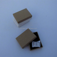Small Paper Template Cardboard Box, Square Paper Packaging