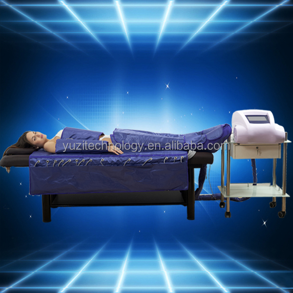 2016 new! pressotherapy / lymph drainage machine / best selling pressotherapy machine