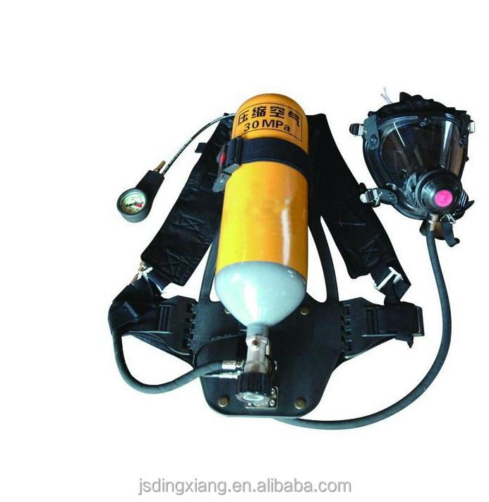 Types of SCBA with competitive price