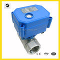 2 wire 3 wire 12v electric actuator without ball valve