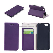 Smart Cell Phone PU Leather Case Bags for iPhone 6