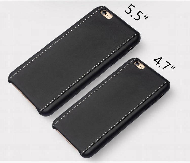 Factory Price Genuine Leather Case for iphone 7/7plus Leather Case