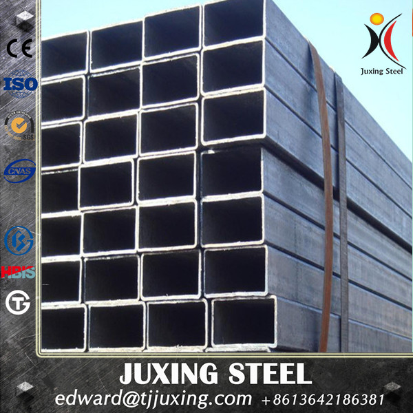 Tianjin square rectangular pipe ! oil drilling pipe big vendor carbon steel seamless square tubes factory