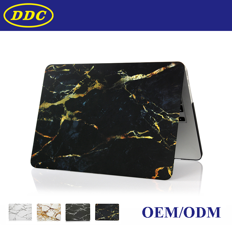 DDC OEM Plastic Hard PC Case for Macbook Marble Case, For 2016 New Macbook pro
