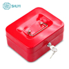 Red Or Customized Color For Money Cash Counting Steel Safe Box Safes, Top Rated