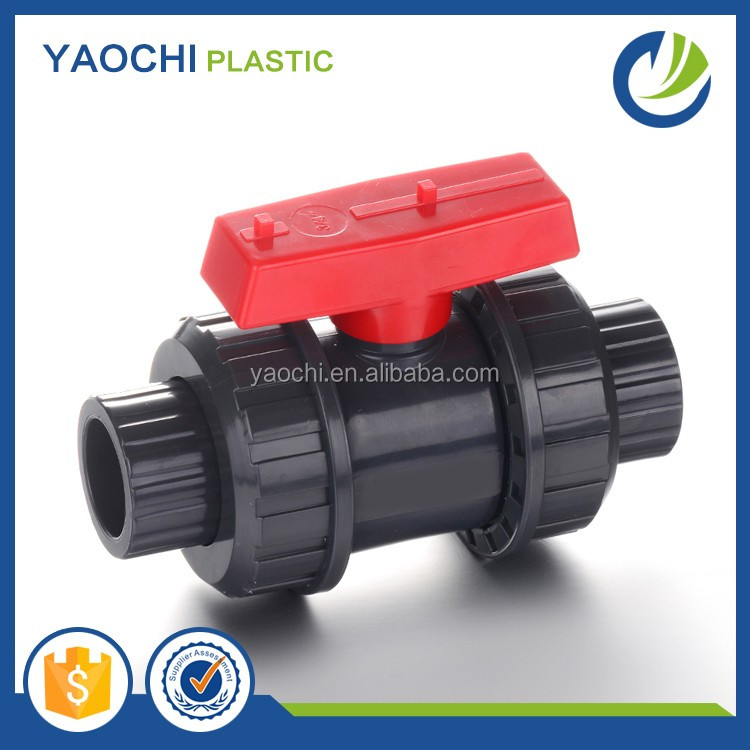 pvc ball valve price pvc true union ball valve for factory direct sales