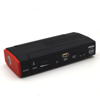 13800mAh Emergency Auto Jump Starter with Intelligent Rechargeable Battery Booster and Charger with LED Flashlight