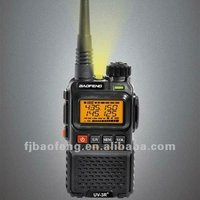 Baofeng UV-3R+ vhf uhf mini two way radio with CE,RoHS,FCC Approval
