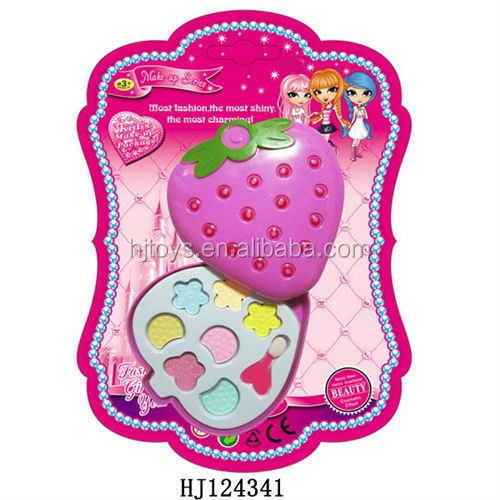 Fashion Girl Toys Makeup Set, Children Toys Cosmetic Kit HJ124043
