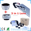 lens kits awesome mobile phone accessories reflex digital camera lens 3 in1kit for smartphone