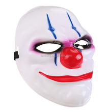 Wholesale halloween party resin ghost face masks payday 2 mask for party