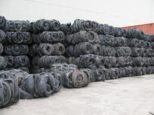 Used Tire in Bales