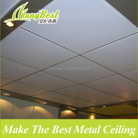 20 Years Guarantee Aluminum Acoustic Suspended Ceiling Tiles