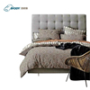 Adult Jacquard 100% Polyester Luxury Home Bedding Set