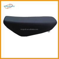 High hot black custom motorcycle seat is made in china