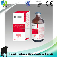 TREAT respiratory and urinary tracts, skin, ear, eye and gonorrhoea INFECTONS Oxytetracycline Hcl injection