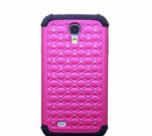 New arrival Combo 2 in 1 Case For Samsung Galaxy S4 Star s9500 Case Extremely Durable