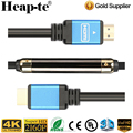 Ultra HDMI 2.0 Cable(100 Feet)with Built-in Signal Booster-Support 3D,1080P,Ethernet,Audio Return HDTV-(Blue)