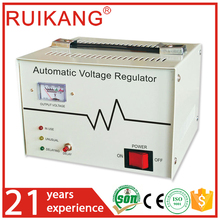 Digital Display OEM hospital three phase voltage stabilizer 6kw