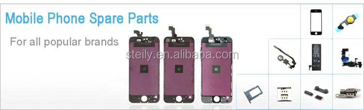 OEM Factory sell LCD complete for Samsung Galaxy Note 2 N7100, For N7100 LCD replacement, For Samsung Note 2 repair LCD display