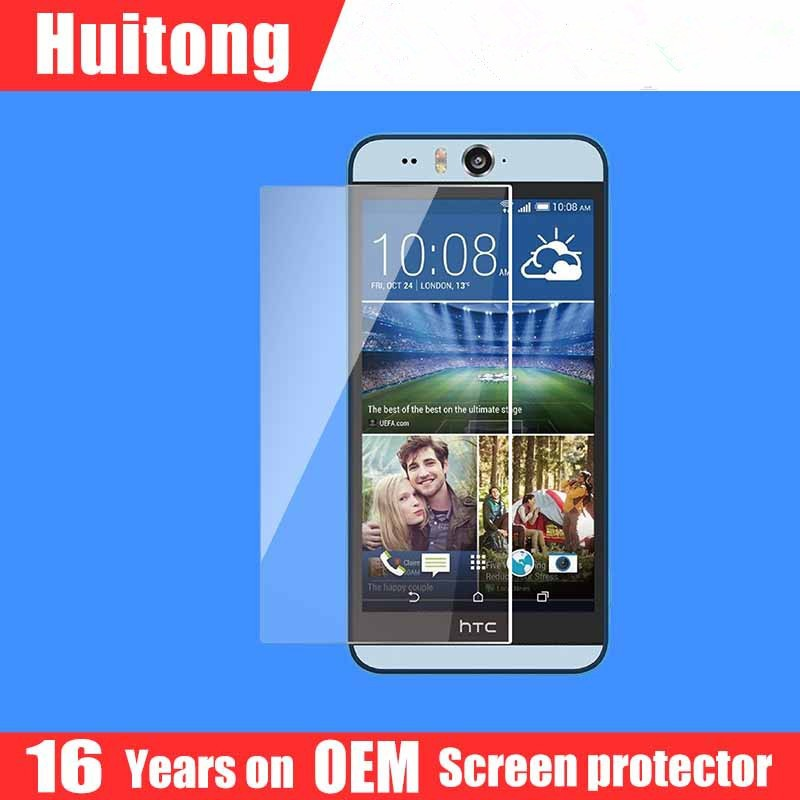 HD tempered screen guard with blue light filter