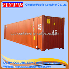 45 ft High cube container with ISO standard CSC certificated
