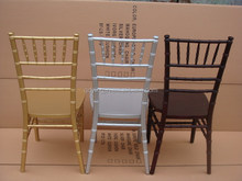 Wholesale Fancy Wood Stacking rental stacking chair for Wedding Tiffany Chiavari