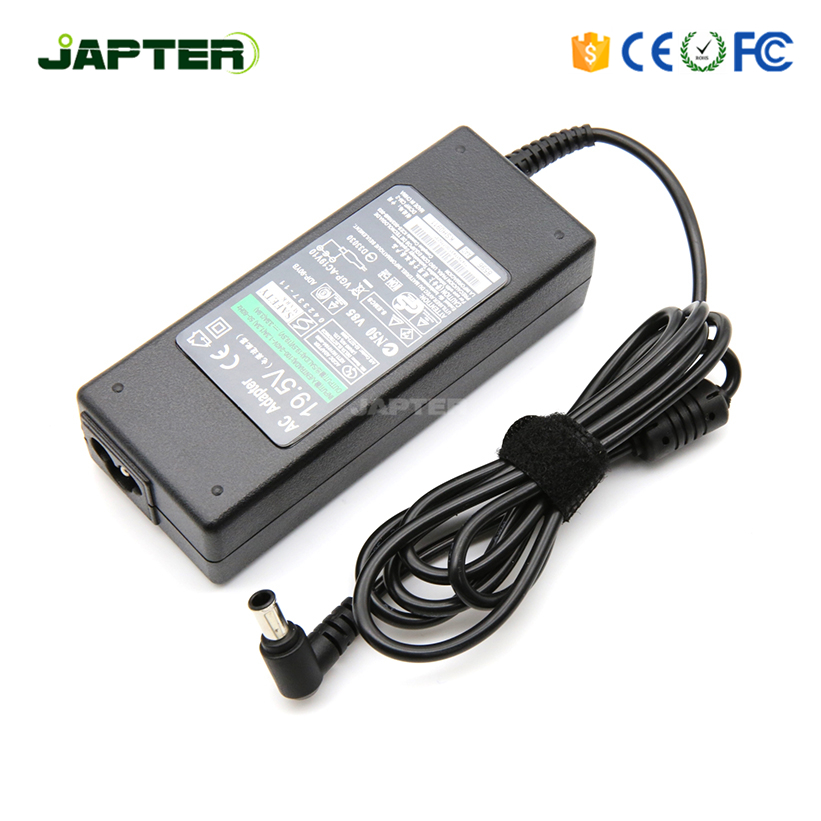 19.5V 3.9A 75w 6.5*4.4 Laptop Charger AC Power Adapter For VGP-AC19V37 VGP-AC19V33
