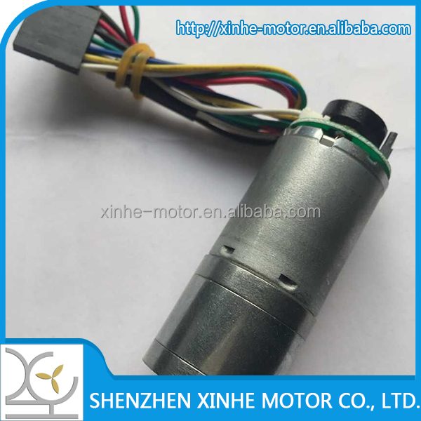 New products fashion customized dc 12v gearmotor