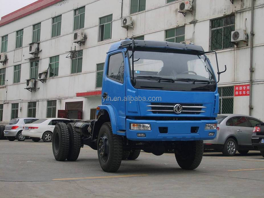 Dongfeng EQ3042GJ 4x4 off road truck chassis 5t