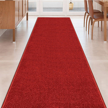 Commercial Event Dirty Removing Nonwoven Red Indoor Outdoor Carpet Lowes