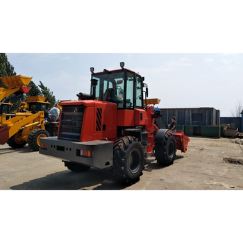 China Titan Brand  2ton Lifting Capacity Mini Wheel Loader zl20 for Sale