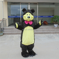 Factory direct sale customized used bear mascot costumes for sale