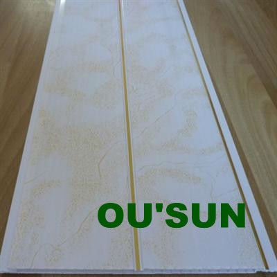 2012 Haining The Newest Extruded PVC Panel